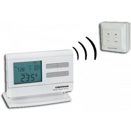 Computherm Q7 RF Cronotermostat digital cu unde radio