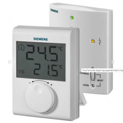 Ariston Clas One 24 kw, Kit de evacuare + termostat Wiereless Siemens