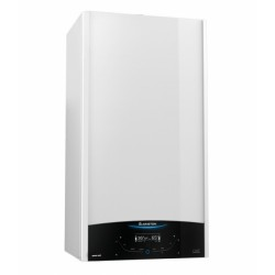 Ariston Genus One 24 kw, Kit de evacuare + termostat Wiereless Siemens