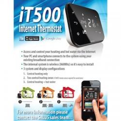 Salus iT500 Termostat , controlat prin Internet